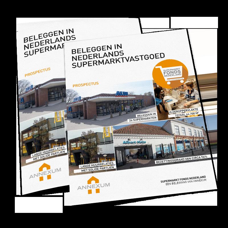 Prospectus emissie Supermarkt Fonds Nederland