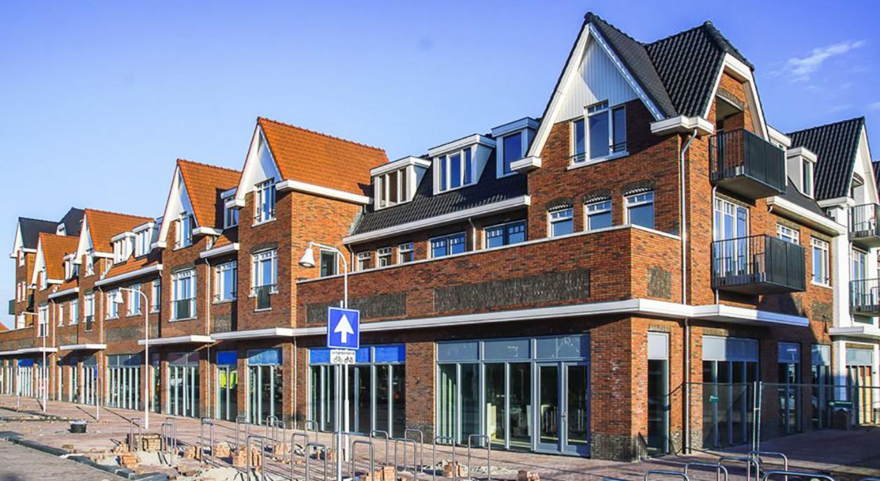 Super Winkel Fonds | winkelcentrum Nieuw Rhijnzicht in Oegstgeest aan de Rijn