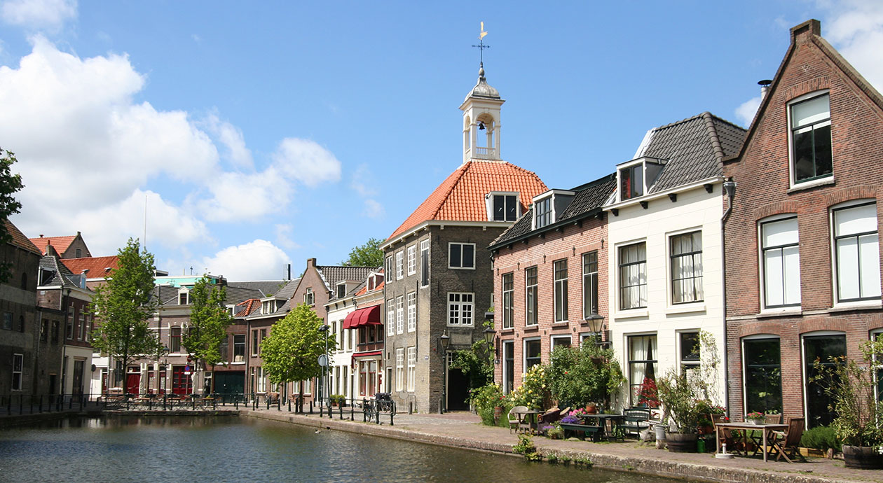 Hoogste rendement op belegging in Schiedam