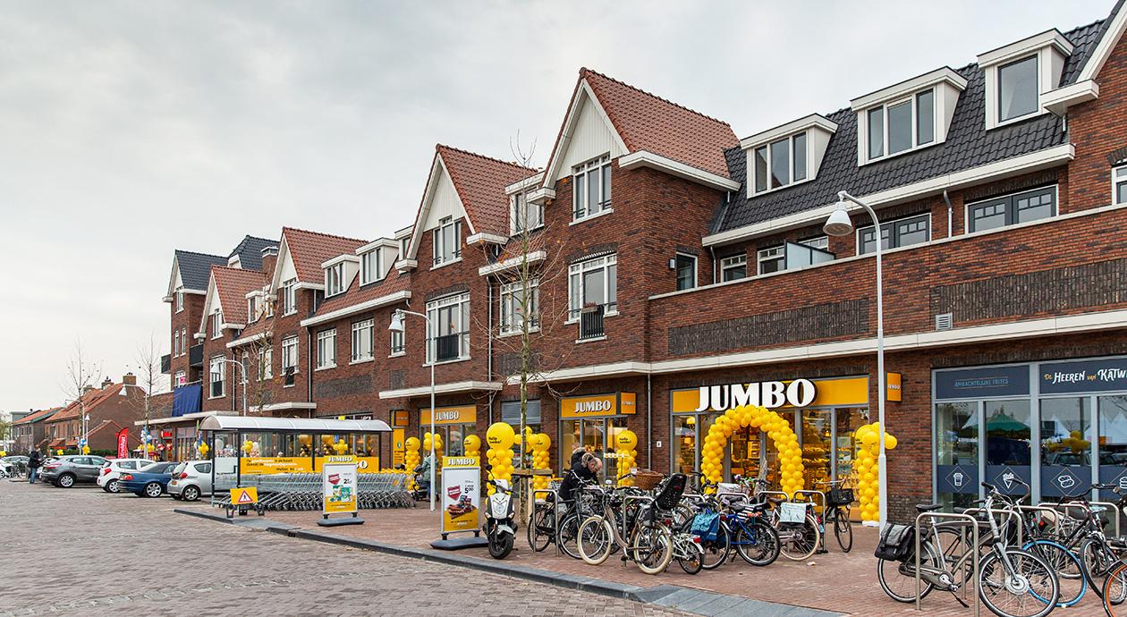 Super Winkel Fonds | Jumbo | Nieuw Rhijnzicht | Oegstgeest a/d Rijn
