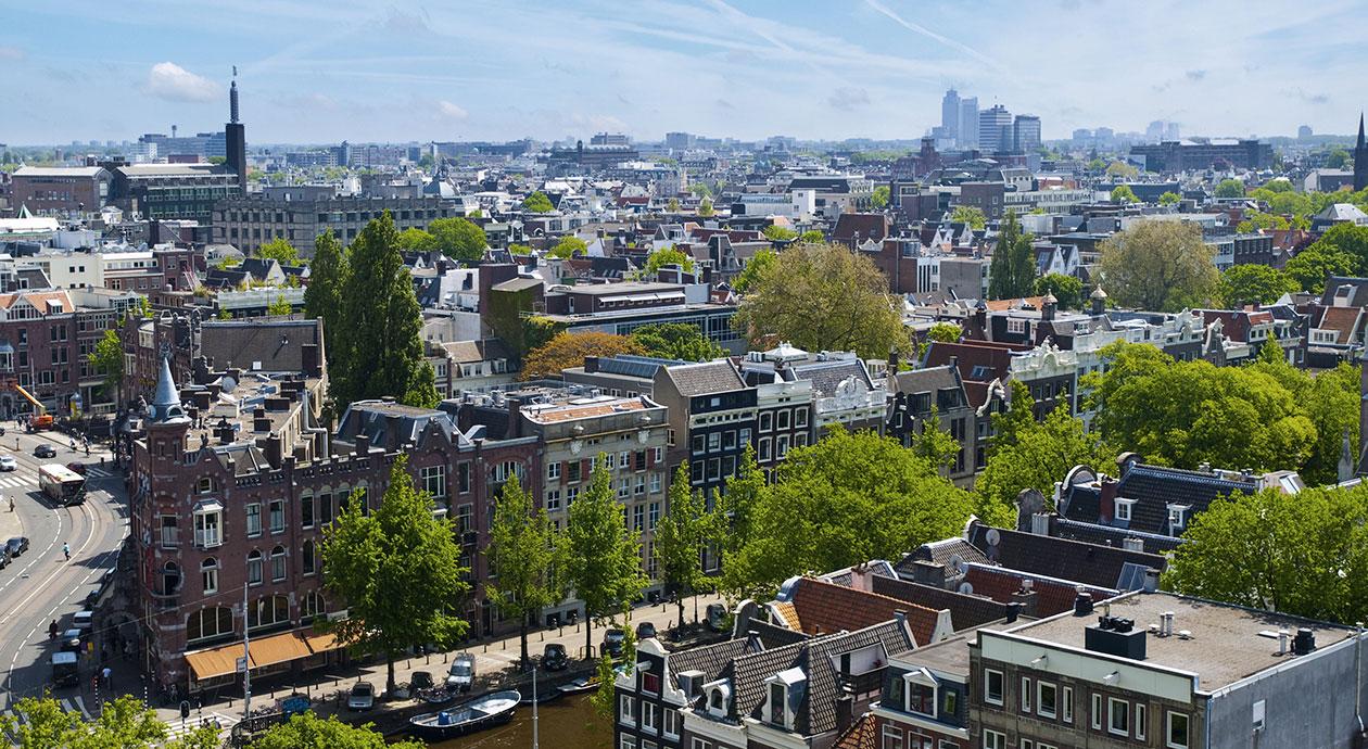 Woningmarkt in Amsterdam