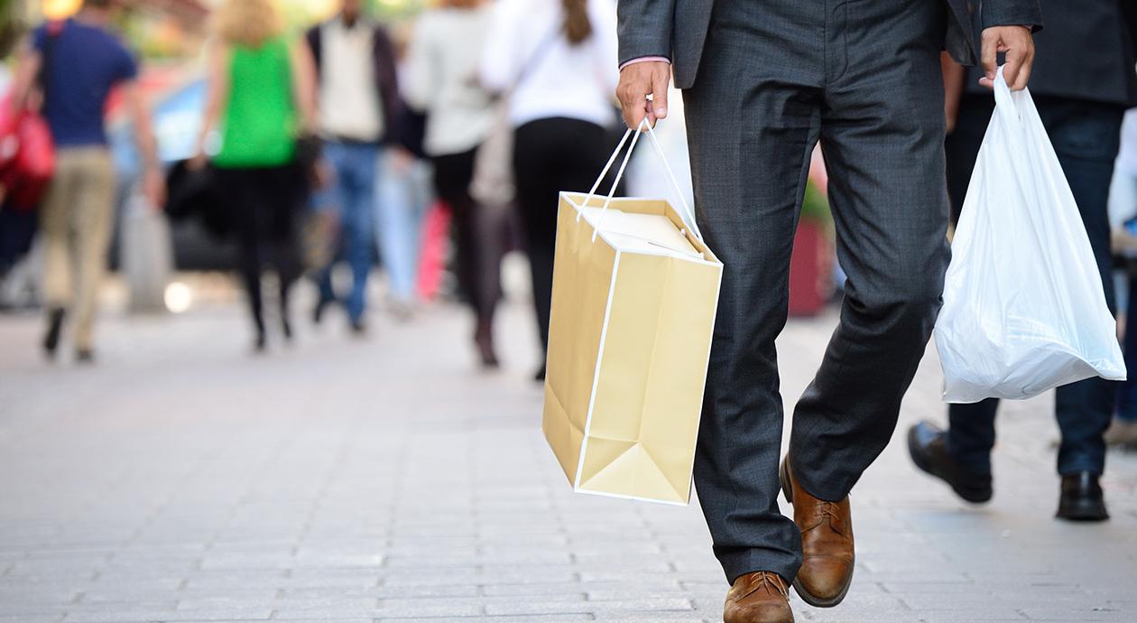 Winkelen en boodschappen doen