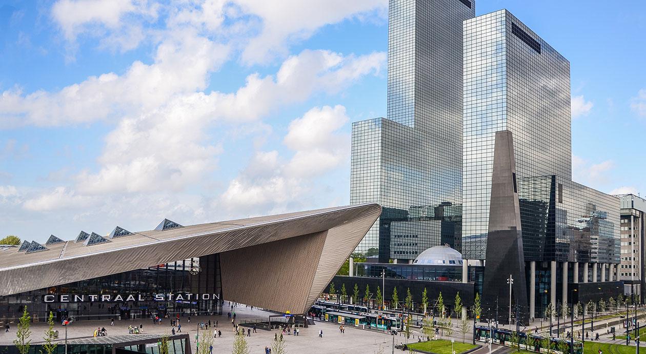 Kantoren in Rotterdam