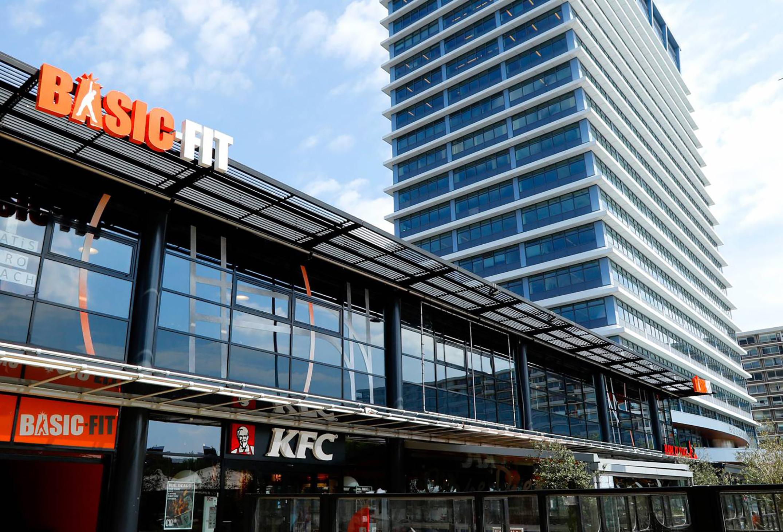 Crystalveste | Basic-Fit | KCF | Rijswijk, Bogaardplein