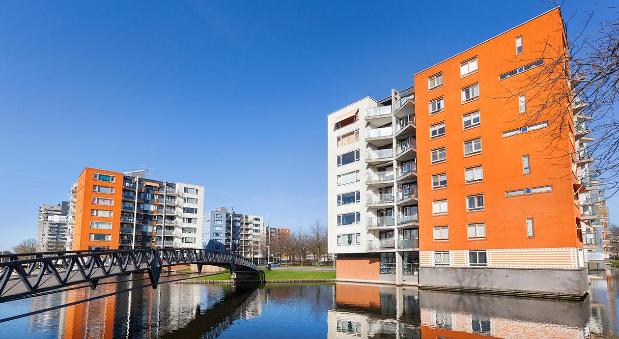 Huurwoningen in Nederland
