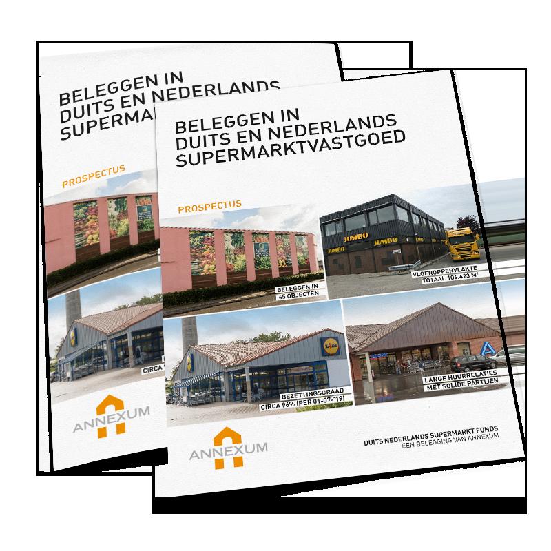 Prospectus Duits Nederlands Supermarkt Fonds