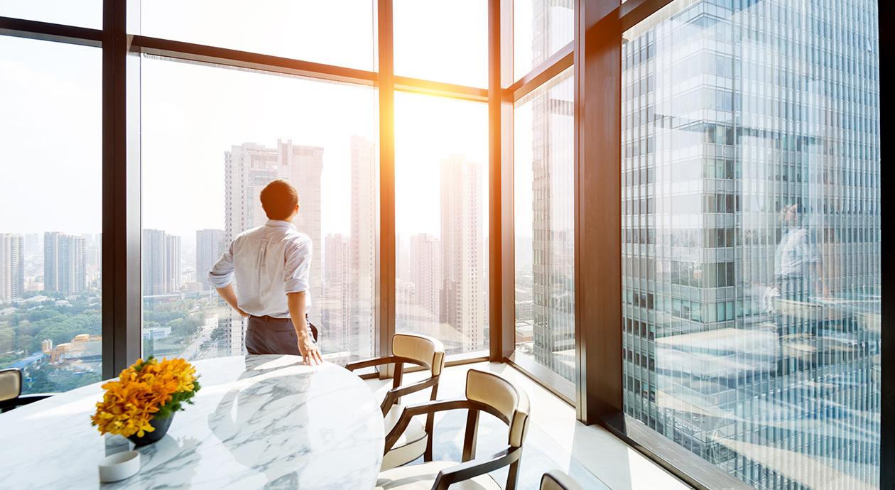 Kansen voor beleggers in kantoren