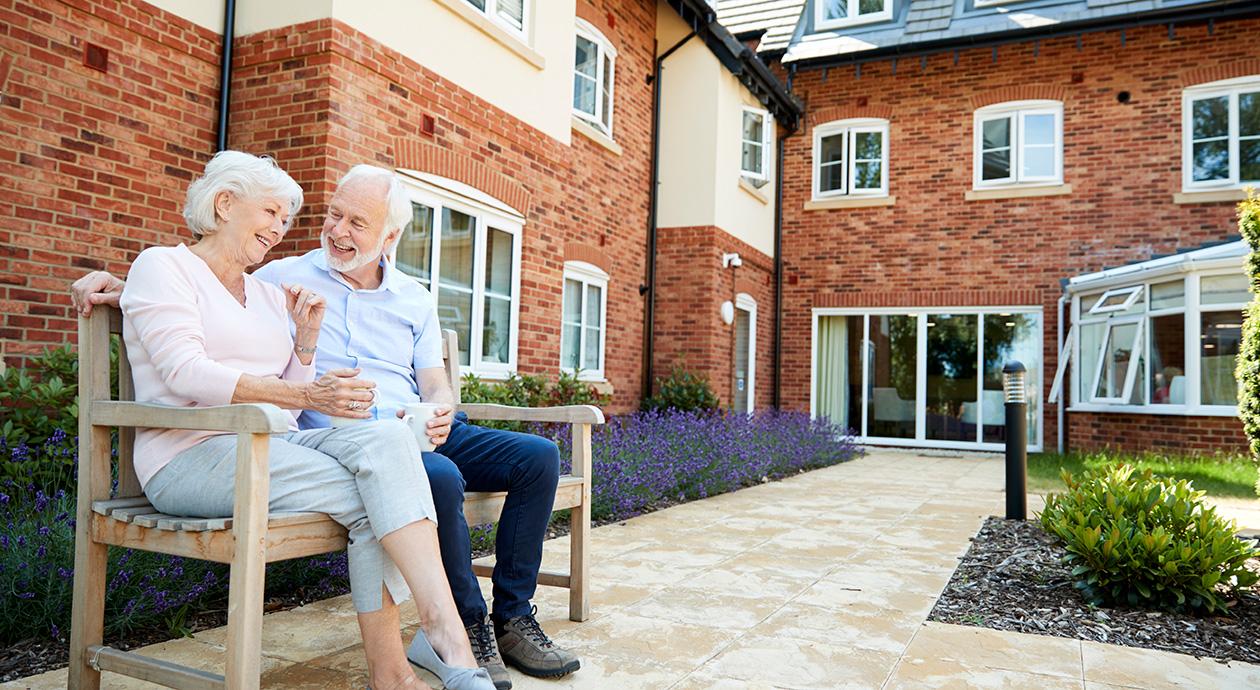 Zorgvastgoed | woonvormen voor senioren