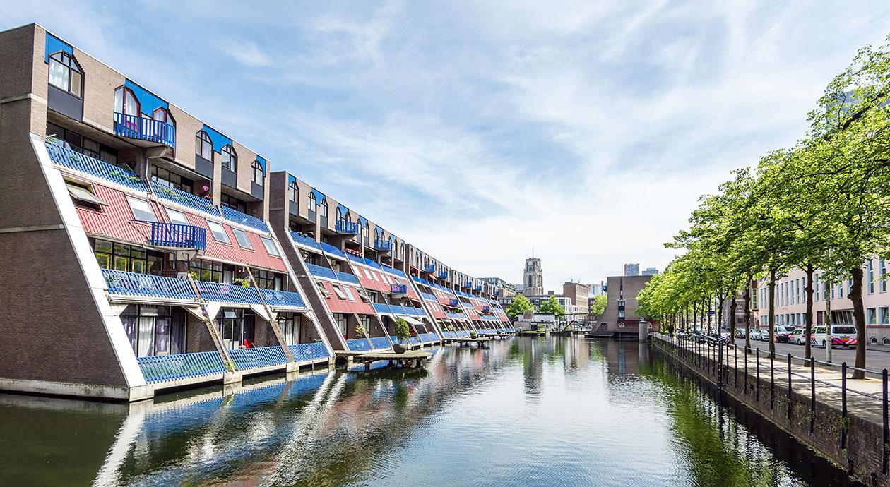 Grote huurprijsverschillen woningen Rotterdam