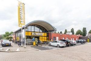 Annexum | Duits Nederlands Supermarkt Fonds | Jumbo | Amerongen, Koenstraat