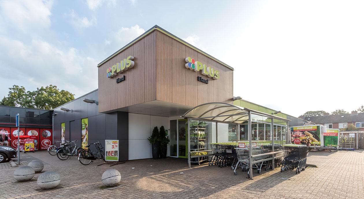 Annexum | Duits Nederlands Supermarkt Fonds | Plus | Hengelo, Raadhuisstraat