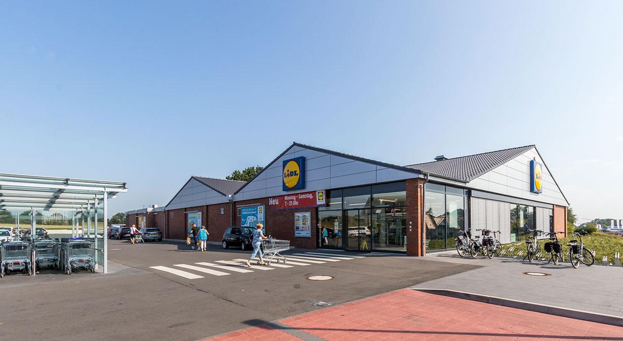 Annexum | Duits Nederlands Supermarkt Fonds | Lidl | Uelsen, Duitsland