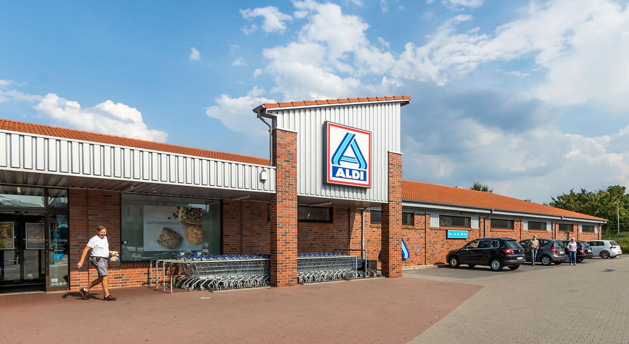 Duits Nederlands Supermarkt Fonds | Aldi | Vechta, Duitsland