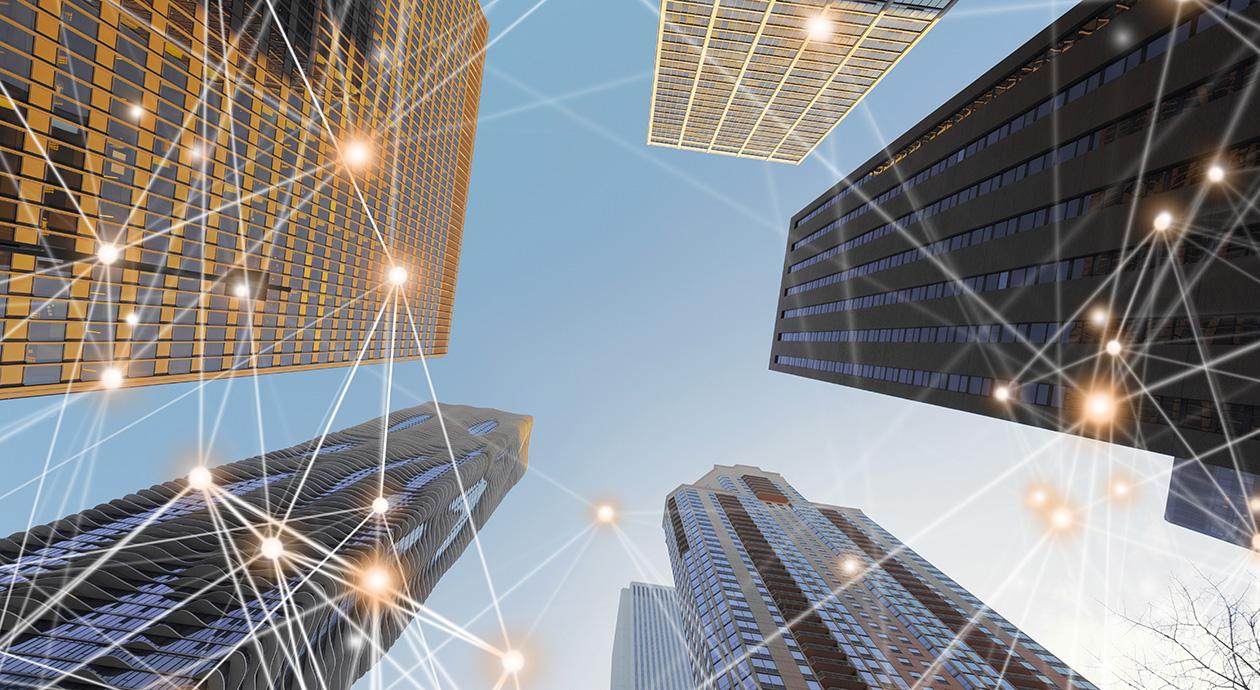 Nieuwe technologieën in de vastgoedsector