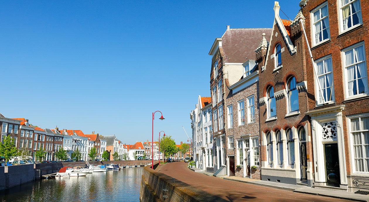 Koop- en huurwoningen in Middelburg