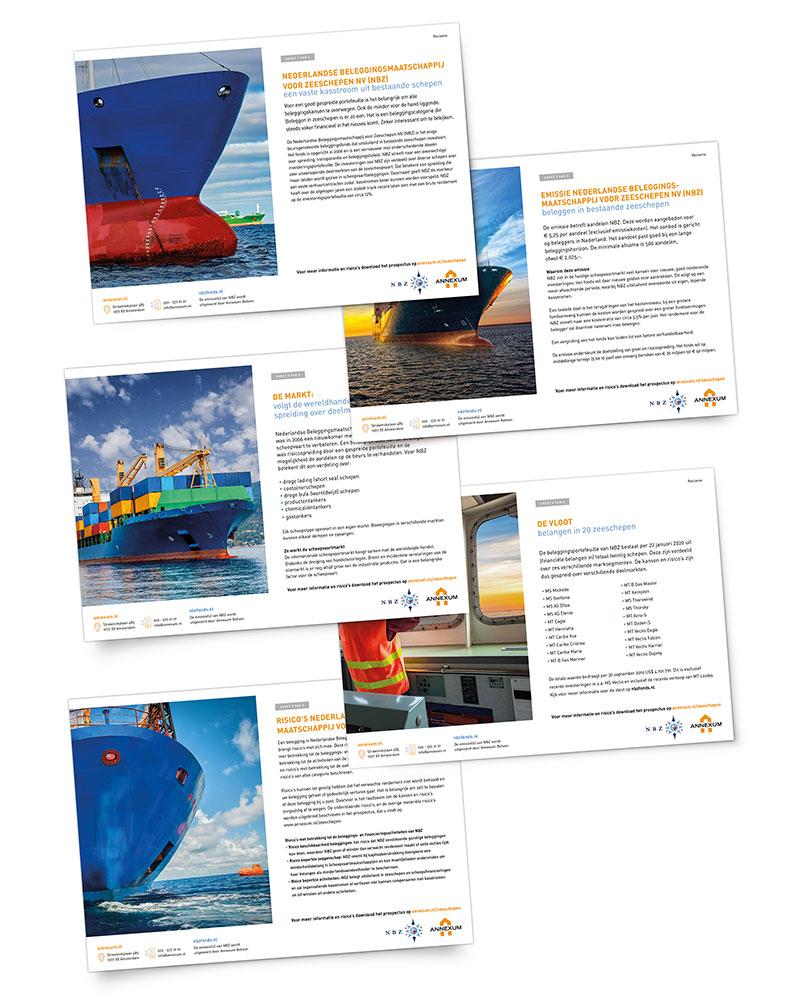 Factsheet NBZ | Nederlandse Beleggingsmaatschappij voor Zeeschepen