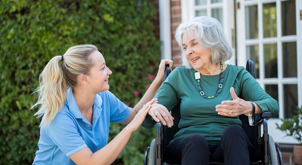 Hoe gaan we de ouderenzorg in de toekomst organiseren?