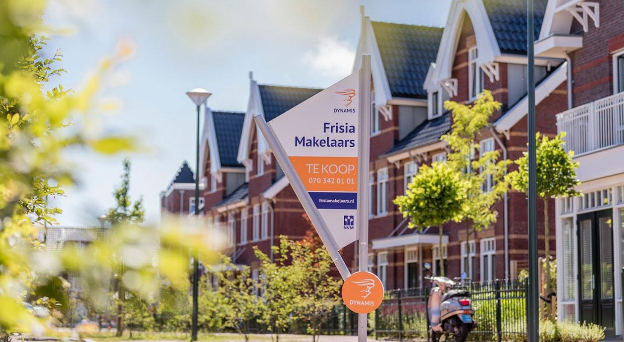 Koopwoningen in Nederland