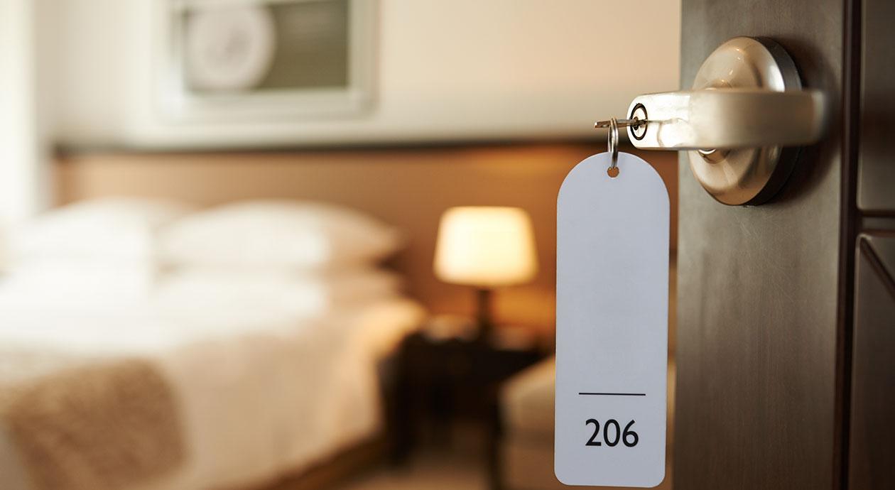 Beleggen in vastgoed   Hotel met kantoren