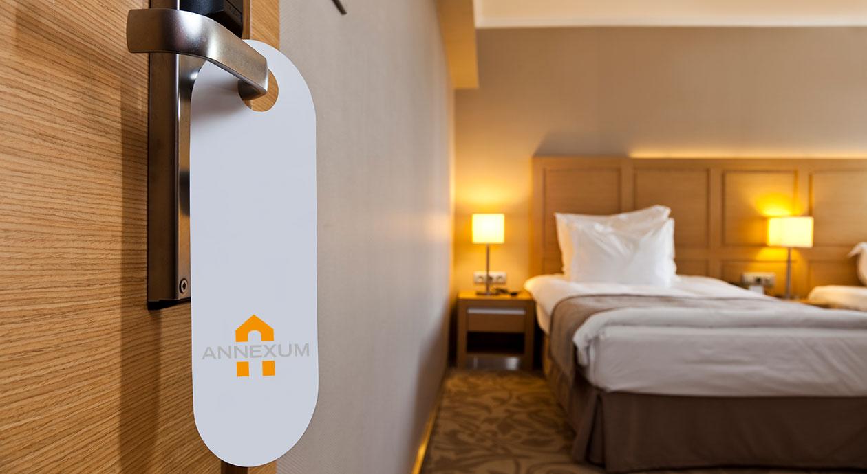 Beleggen in vastgoed | Hotel met kantoren