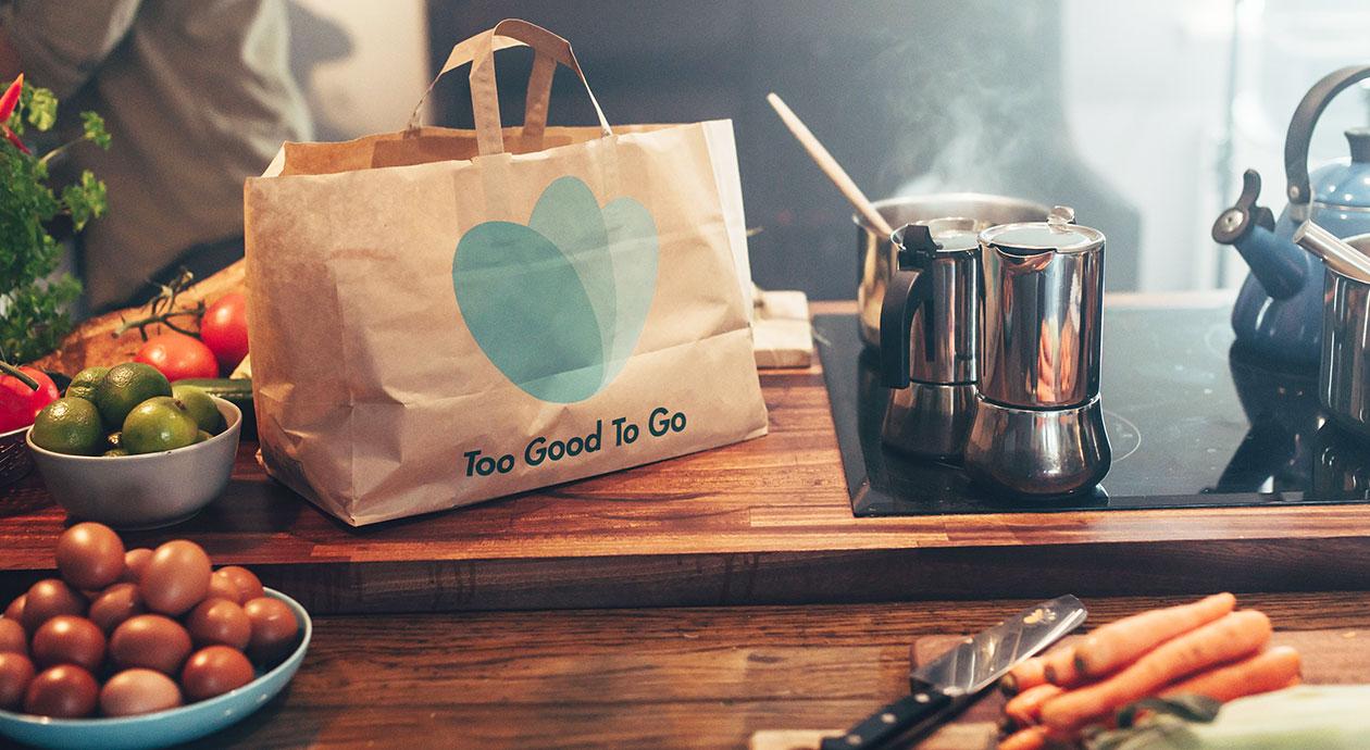 """Duitse """"Too Good To Go""""-supermarkt heeft al 2,5 miljoen kilo eten gered"""