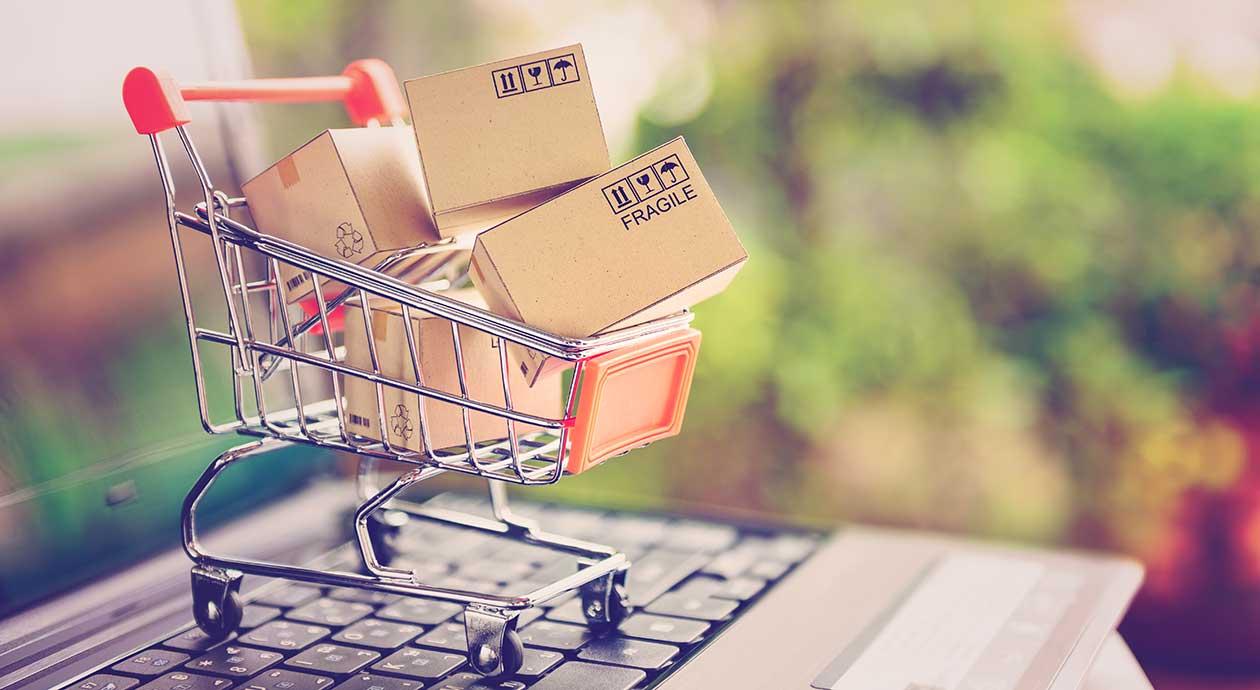 Online boodschappen bestellen en shoppen