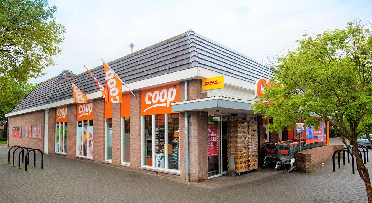 Annexum | Supermarkt Fonds Nederland | COOP | Doetinchem, Slotlaan