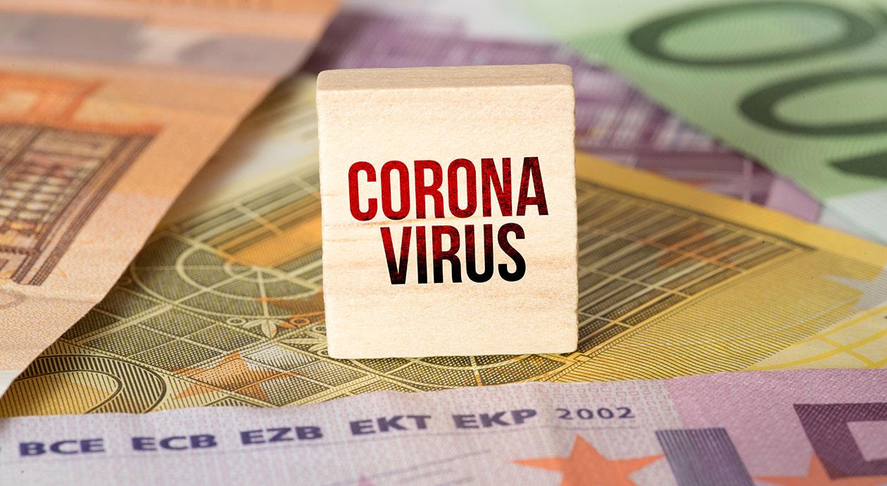Coronavirus vormt dreiging voor euro