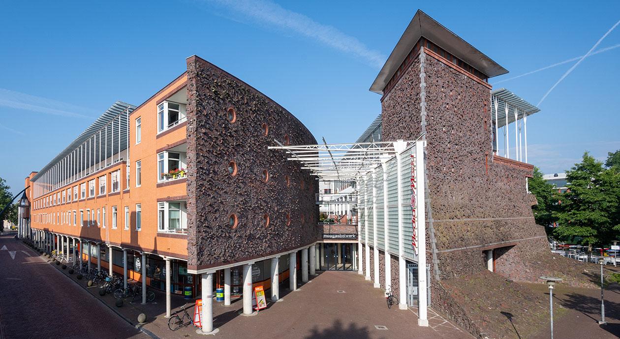 Super Winkel Fonds | Coop | Zwolle, Maagjesbolwerk