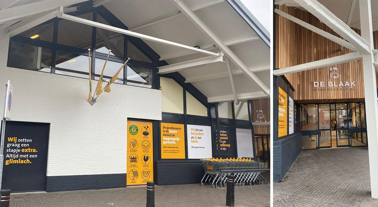Super Winkel Fonds | Jumbo, Amer | Winkelcentrum De Blaak