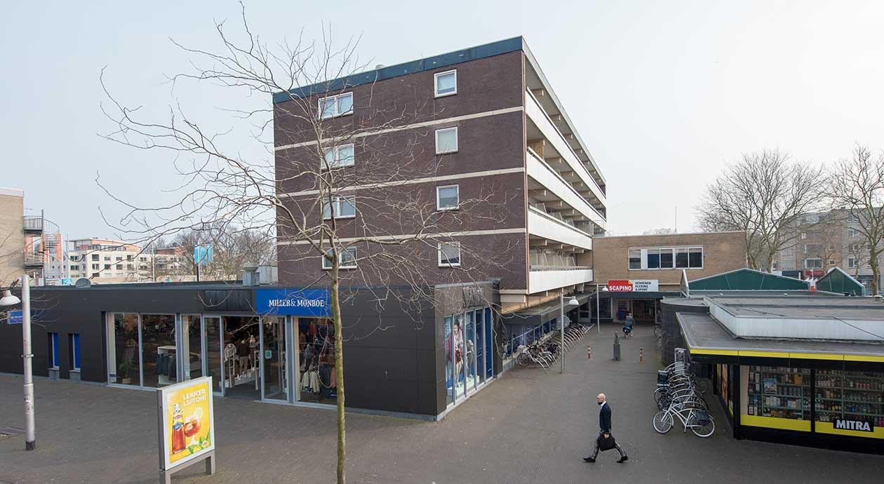 Annexum | Supermarkt Fonds Nederland | Heerenveen, Burgemeester Kurpersplein
