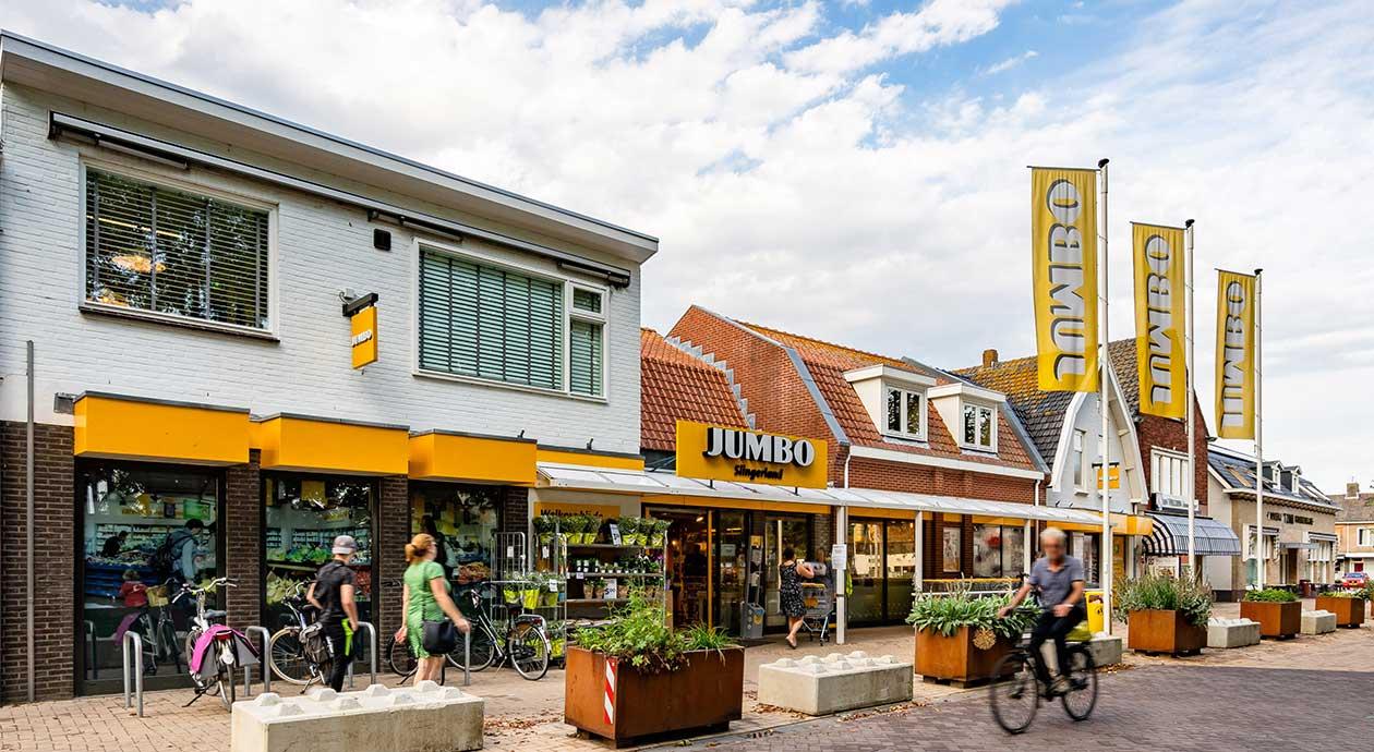NSF | Jumbo | Krabbendijke, Dorpsstraat 90 - 92