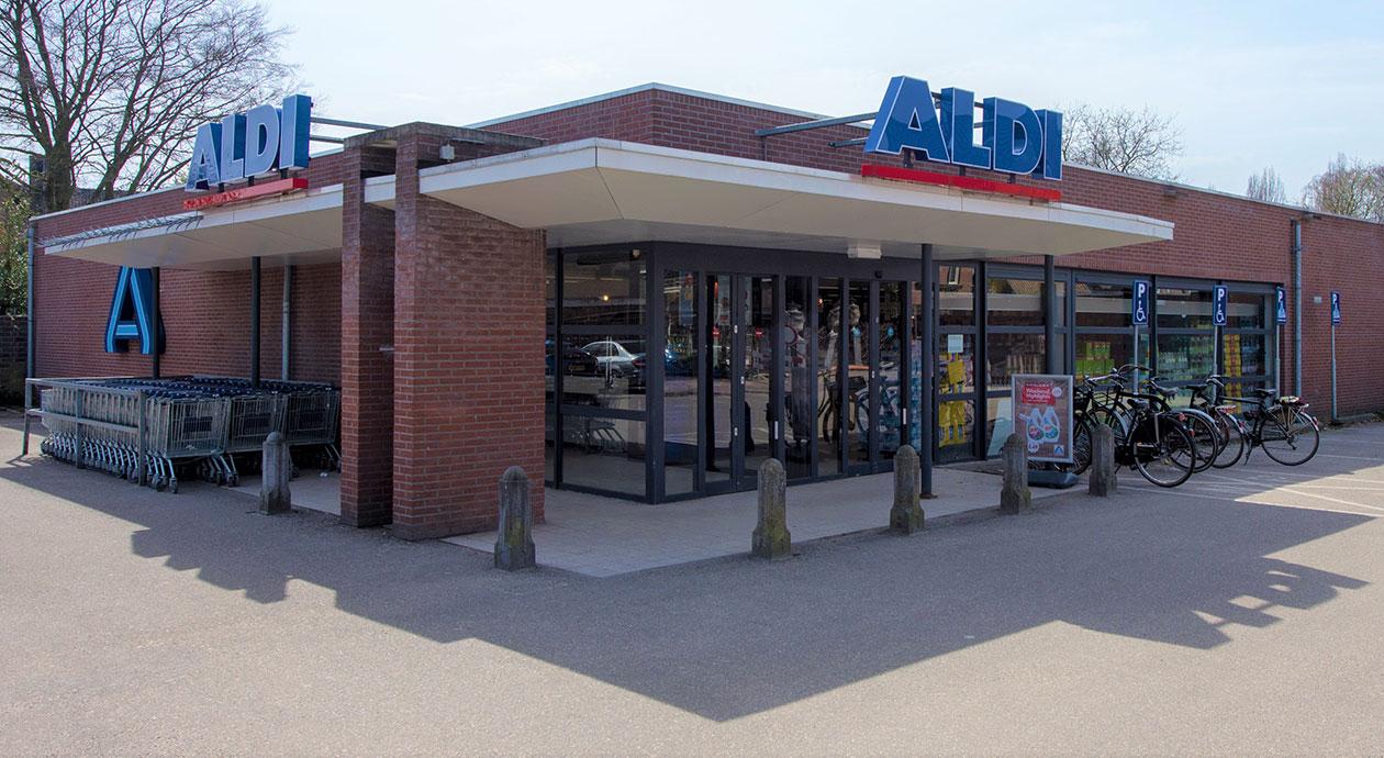 Supermarkt Fonds Nederland   Aldi, Hilvarenbeek